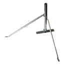 Satellite Mount Kit 550mm Mast