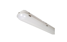 60W Weatherproof LED IP66 Polycarbonate Stainless Steel 5000K 1500mm