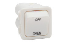 600 Series 32A OVEN Switch Mech White
