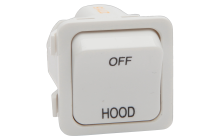 600 Series 20A HOOD Switch Mech White