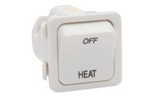 600 Series 20A HEAT Switch Mech White