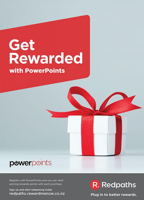 Promotions (get rewarded)